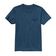 Men's Flying Fish Rec. Poly Pocket Responsibili-Tee