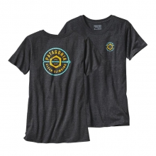 Women's Trad Lasso Recycled Cotton/Poly Responsibili-Tee by Patagonia in Wakefield Ri
