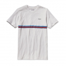 Men's Fitz Roy Bar Cotton/Poly T-Shirt by Patagonia