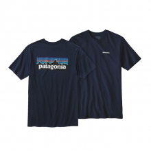 Men's P-6 Logo Cotton T-Shirt by Patagonia in Fairview Pa