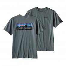 Men's P-6 Logo Cotton T-Shirt by Patagonia in Jacksonville Fl