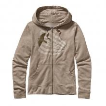Women's Soaring Peregrine Lightweight Full-Zip Hooded Sweatshirt by Patagonia