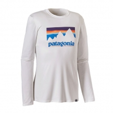 Men's L/S Cap Daily Graphic T-Shirt by Patagonia