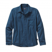 Men's Long-Sleeved Lightweight A/C Shirt by Patagonia