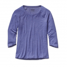 Women's Glorya 3/4 Sleeve Top by Patagonia