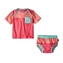 Infant Little Sol Swim Set
