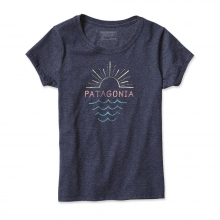 Girls' Graphic Cotton/Poly T-Shirt