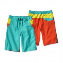 Boys' Forries Shorey Board Shorts by Patagonia