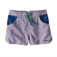 Girls' Forries Shorey Board Shorts by Patagonia in Wakefield Ri
