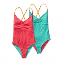 Women's Reversible 1pc Kupala Swimsuit