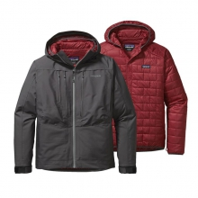 3-in-1 River Salt Jacket