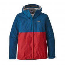Men's Torrentshell Jacket by Patagonia in Red Deer Ab