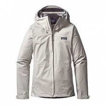 Women's Torrentshell Jacket by Patagonia in Golden Co
