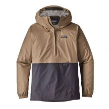 Men's Torrentshell Pullover by Patagonia in Baton Rouge La