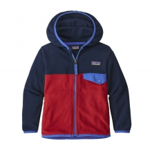 Baby Micro D Snap-T Jacket by Patagonia in Red Deer Ab
