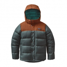 Boys' Bivy Down Hoody by Patagonia in Wakefield Ri