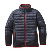 Boys' Down Hybrid Jacket by Patagonia