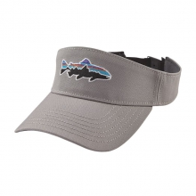 Fitz Roy Trout Visor by Patagonia in Redding Ca