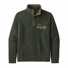 Men's Organic Cotton Quilt Snap-T P/O