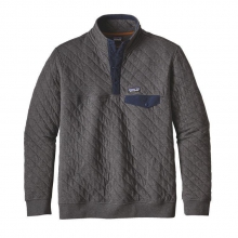 Men's Cotton Quilt Snap-T Pullover by Patagonia