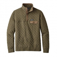 Men's Organic Cotton Quilt Snap-T P/O by Patagonia in Milford Ct