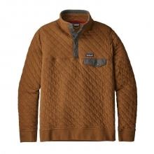Men's Organic Cotton Quilt Snap-T P/O by Patagonia in Madison Al