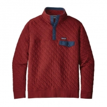 Men's Organic Cotton Quilt Snap-T P/O by Patagonia