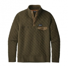Men's Organic Cotton Quilt Snap-T P/O by Patagonia in Victoria Bc