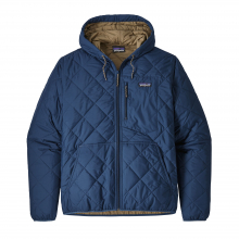 Men's Diamond Quilted Bomber Hoody by Patagonia in Sioux Falls SD