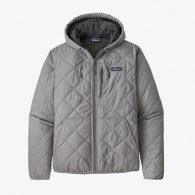 Men's Diamond Quilted Bomber Hoody by Patagonia in Bakersfield CA