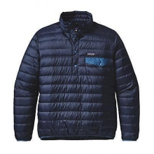 Men's Down Snap-T Pullover by Patagonia