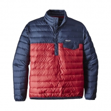 Men's Down Snap-T Pullover by Patagonia in Winter Haven Fl