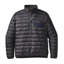 Men's Down Snap-T Pullover by Patagonia in Coeur Dalene Id