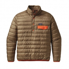 Men's Down Snap-T Pullover by Patagonia in Red Deer County Ab