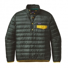 Men's Down Snap-T Pullover by Patagonia in Knoxville Tn