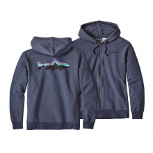 Men's Fitz Roy Trout MW Full-Zip Hoody by Patagonia