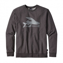 Men's Flying Fish MW Crew Sweatshirt by Patagonia in Succasunna Nj