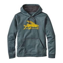 Men's Flying Fish PolyCycle Hoody by Patagonia