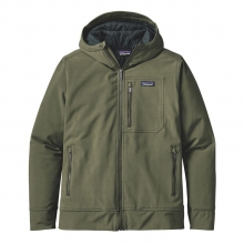 Men's Insulated Sidesend Hoody