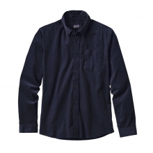 Men's L/S Bluffside Cord Shirt by Patagonia