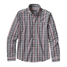 Men's L/S Bluffside Shirt by Patagonia in Florence Al