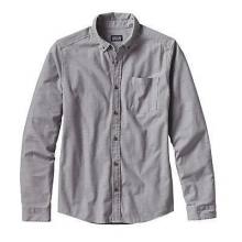 Men's L/S Bluffside Shirt by Patagonia in Iowa City Ia