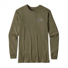 Men's L/S Iron Clad '73 Cotton T-Shirt by Patagonia