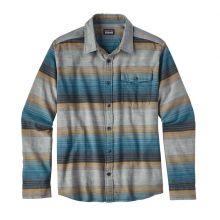Men's L/S LW Fjord Flannel Shirt by Patagonia in Newark De