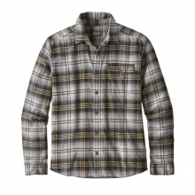 Men's LW Fjord Flannel Shirt by Patagonia in Fairbanks Ak
