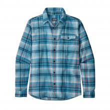 Men's LW Fjord Flannel Shirt by Patagonia in Encinitas Ca