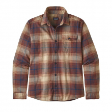 Men's LW Fjord Flannel Shirt by Patagonia in Rogers Ar