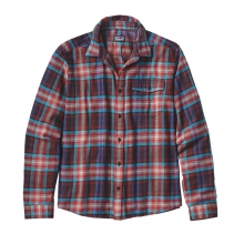 Men's L/S LW Fjord Flannel Shirt by Patagonia in Asheville Nc