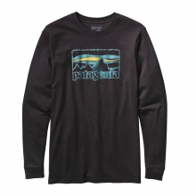 Men's L/S Spruced '73 Cotton T-Shirt by Patagonia in Collierville Tn