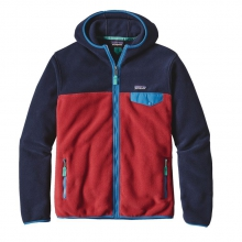 Men's Lightweight Synchilla Snap-T Hoody by Patagonia